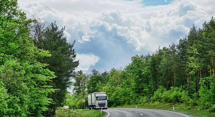 transporte e a logística