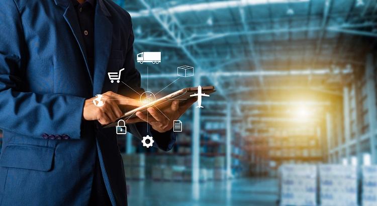 otimizar processos na logística empresarial
