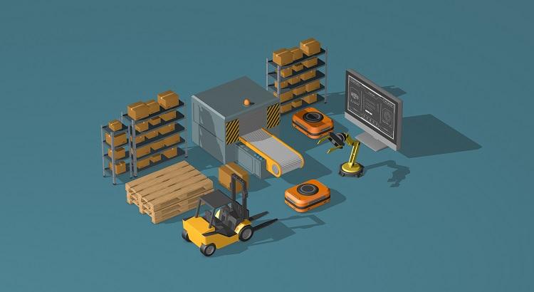 5 benefícios da automação logística