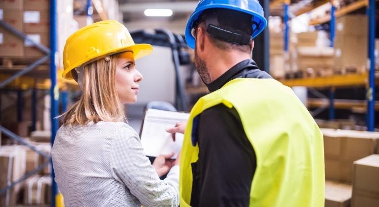 7 práticas de segurança do trabalho para a logística