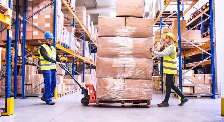 8 vantagens do uso de pallets no processo logístico