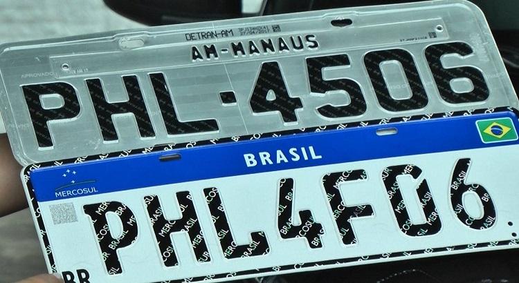 Placas Mercosul: tudo o que você precisa saber!