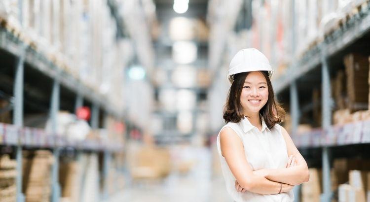 A presença marcante das mulheres na logística